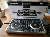 Numark N4 DJ Console