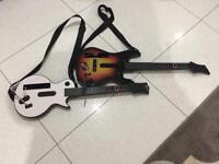 2 x guitars