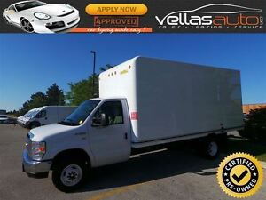 2016 Ford E-450 **16FT BOX ONLY 5812KM**