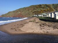 Caravan for sale. Pay monthly for only £279. Berwickshire coast. Scottish Borders. West Lothian.