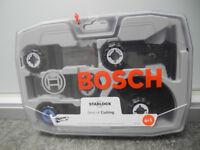 Bosch Starlock 5 Pieces Set