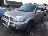 Nissan X-Trail 2.2 Diesel IDEAL FOR WINTER 4x4 **30 DAY ENGINE AND GEARBOX WARRANTY**