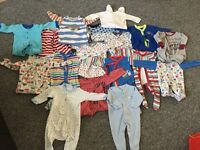 3-6 month boys clothes