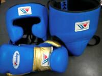 new customized winning boxing set