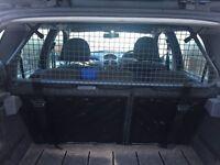 Peugeot 206sw genuine Dog Guard