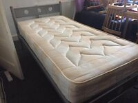 Single bed and mattress to collect in Archway