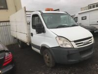 Iveco daily van parts available gearbox rear axel ecu kit wheels doors
