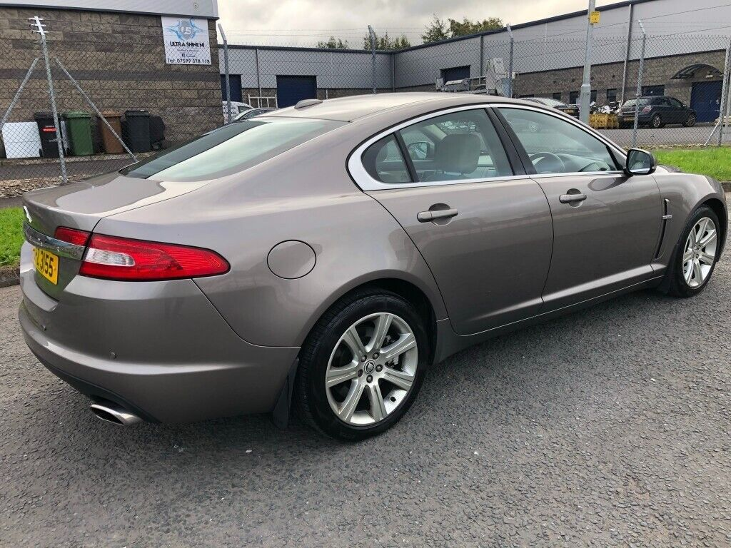 Jaguar, XF Luxury V6 Auto, Saloon, 2010, Other, 2993 (cc ...