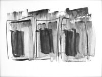 CONTEMPORARY ART STUDIO / ORIGINAL ARTWORK / ABSTRACT PAINTING & DRAWING / LARGE SCALE PRINT