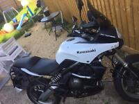 Kawasaki Versys 650 07 but in the condition of a 17