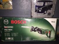 Bosch saw & Lazer level