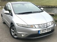 2007 Honda Civic 2.2 Es Cdti
