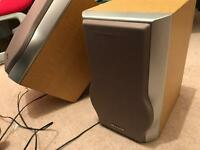 2 Sharp speakers CP-XL 40H (WL)