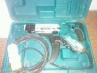 Makita autofeed max screwdriver 110v