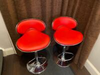 2 Bar Stools - Excellent Condition