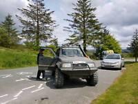 Suzuki monster truck..off roader