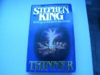 Stephen King - Thinner