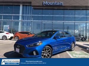 2018 Hyundai Sonata SPORT | TURBO | LEATHER | NAVIGATION |