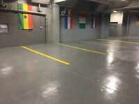 CAR/ BIKE STORAGE SPACES AVAILABLE