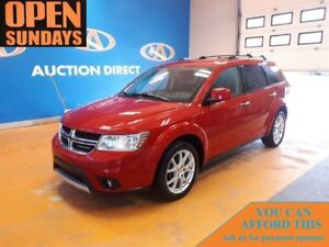 2015 Dodge Journey R/T AWD! 7 PASS! LEATHER!
