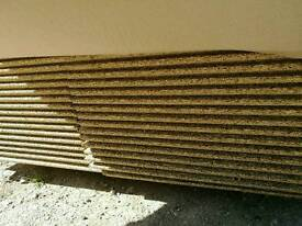 22mm Tongue & Groove Chip Board Flooring (2440mm x 600mm)