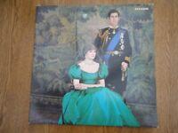 Charles and Diana BBC Wedding LP