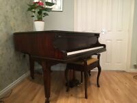 Collard and Collard Baby Grand Piano