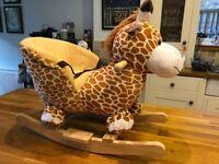 Rocking Horse/Giraffe