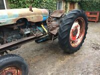 Fordson Super Major Tractor ...For Sale..