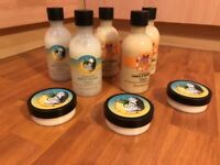Body Shop Shower Gel & Moisturiser (Bundle but can be bought separately)