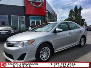 2012 Toyota Camry LE*BLUETOOTH*TRES PROPRE