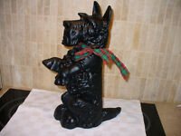 Scottie Dog door stops