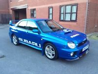 2002 SUBARU IMPREZA WRX 2.0 TURBO *ONE-OFF EXAMPLE*