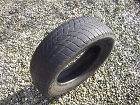 Used 215 x 65 R16 Tyre.