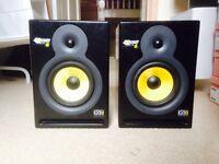 KRK Rokit 6 monitor speakers (pair)