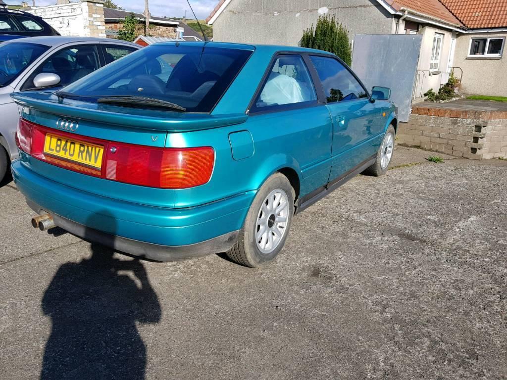 Audi 90 coupe