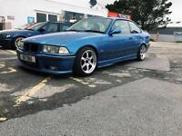 Bmw e36 coupe 316 swapped to 2.5