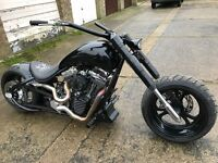 Totally one off Harley 1450cc custom bobber