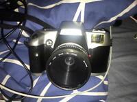 Old camera. Collectors. Vintage.