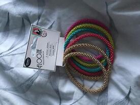 Floozie stretch bracelets new rrp £15