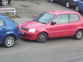 Used Used Honda red Car