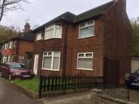 Spacious 3 Bedroom Detached house with generous amount of Reception Rooms, Gardens & Parking.