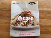 Aga Cookery Receipe Book