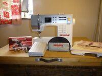 Bernina 350 Quilting Machine