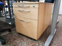 Large Office Pedestals x4 available. only