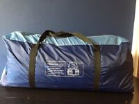 Pro action 6 person 2 room tent