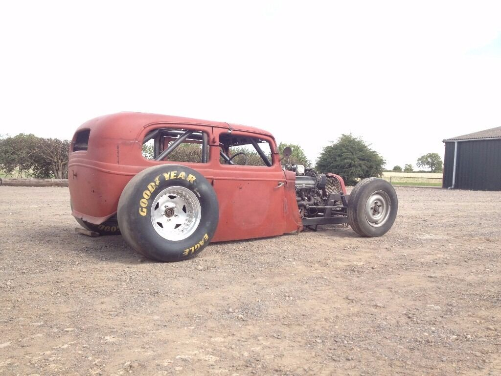 1935 Ford Model Y V8 Hot Rod Dragster A B C Rat Show Outlaw Drift Nissan Terrano Central Locking Wiring Diagram American Rare