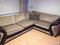 DFS corner sofa L shape ,cheap £699 due to relocation