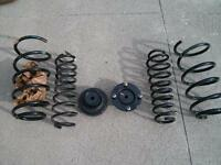 2010 Ford Mustang GT Stock Suspension Springs