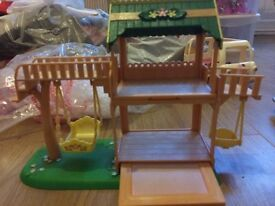 Sylvanian Families Park Swing Set